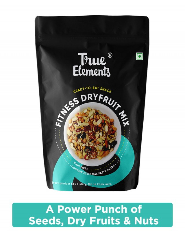 Fitness Dryfruit Mix - Energy Booster