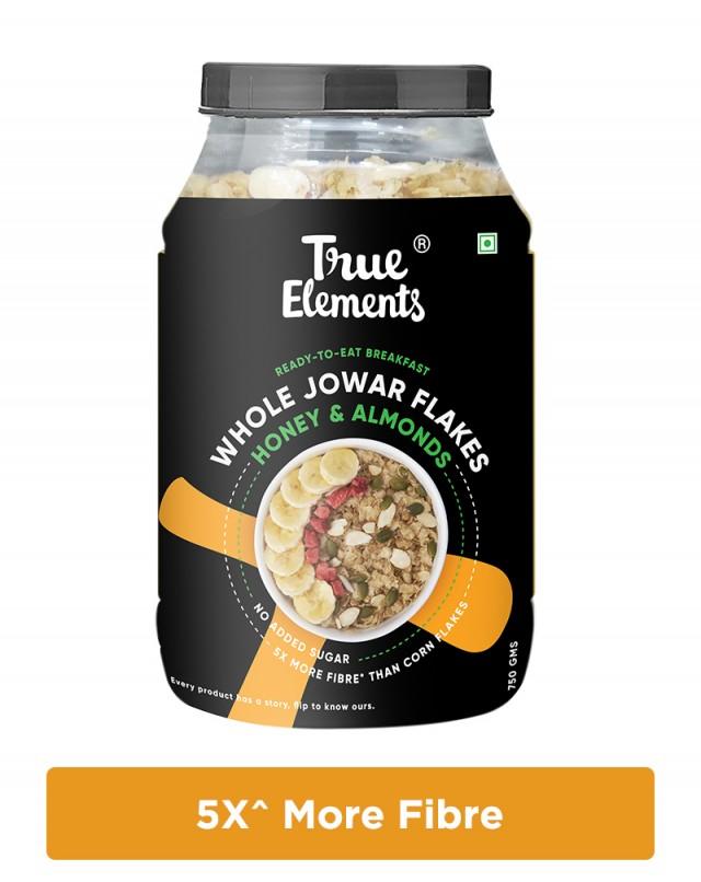 Jowar Flakes - Antioxidants Rich