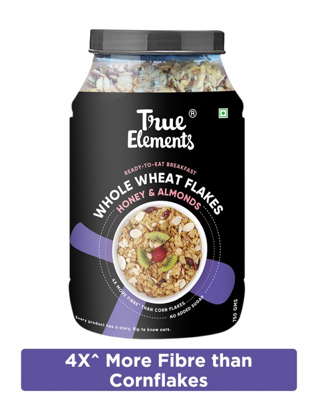 Wheat Flakes - Dietary Fiber Rich