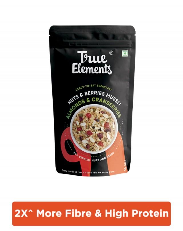 Crunchy Nuts & Berries Muesli 30gm