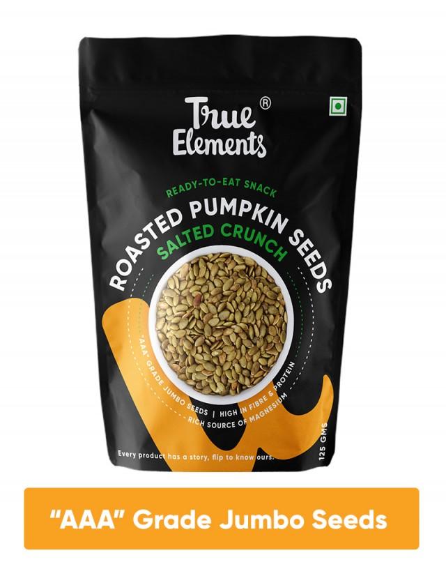 Roasted Pumpkin Seeds Salted Crunch