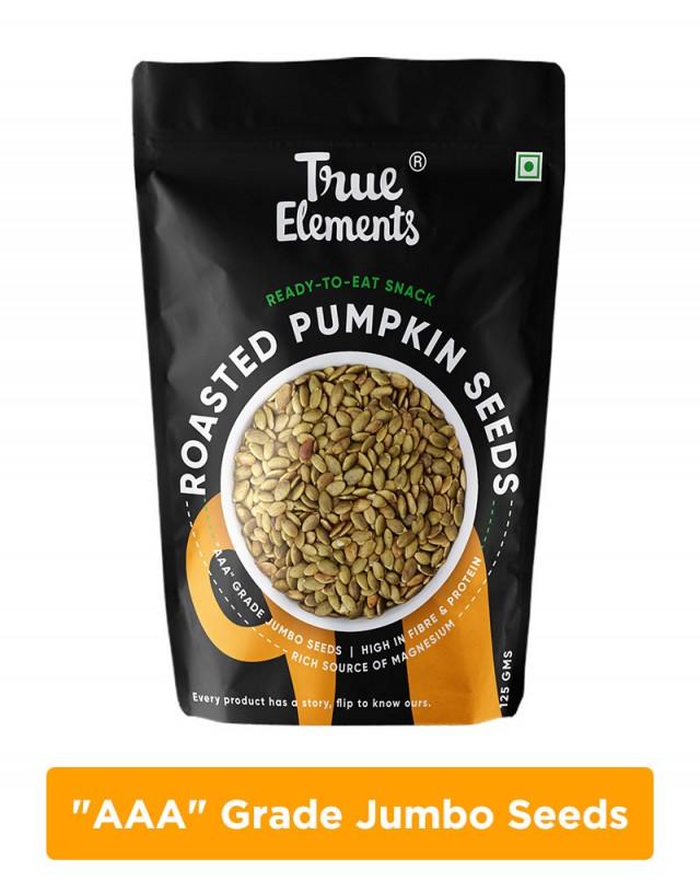 Roasted Pumpkin Seeds - Zinc Rich
