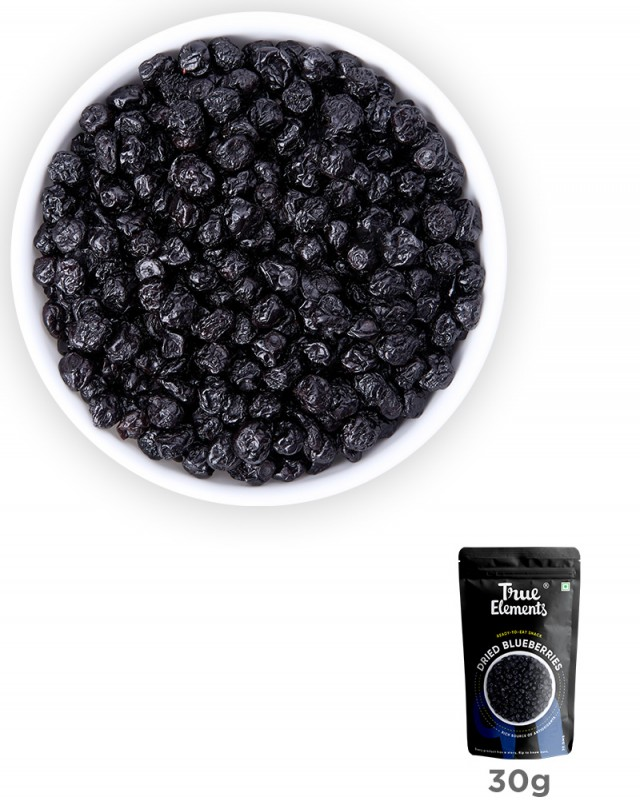 Dried Blueberries 30gm