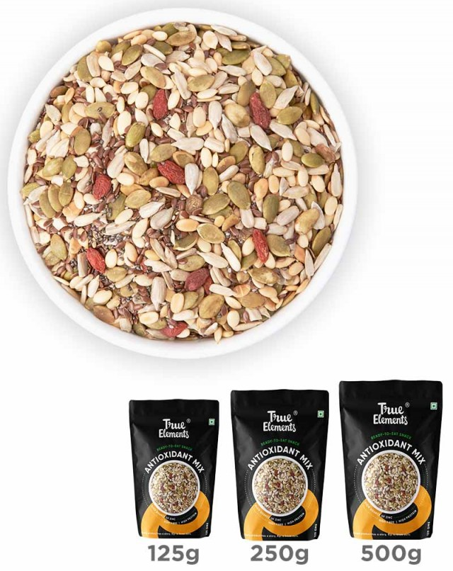 Roasted Antioxidant Mix Seeds - Boost Immunity