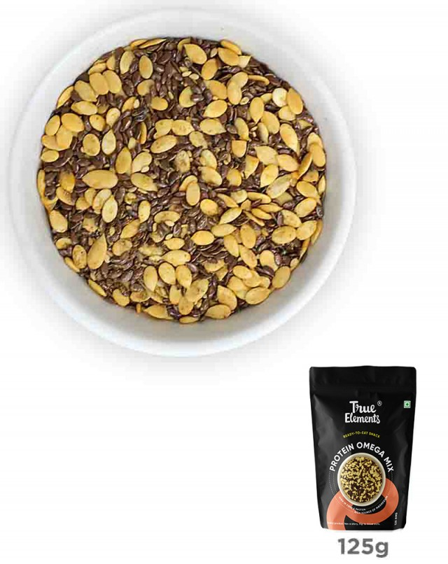 Roasted Protein Omega Mix Seeds - Protein Powerhouse