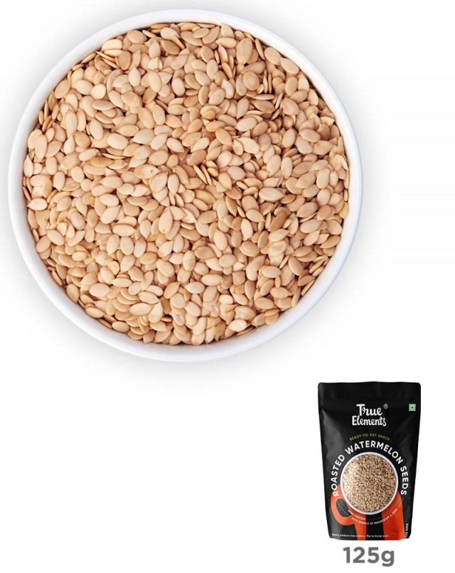 Roasted Watermelon Seeds - Protein Rich