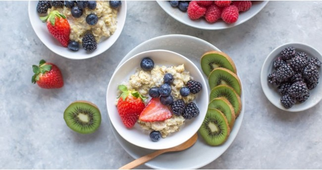 High Protein Breakfast : 4 types of Protein Oats options to kick start your day