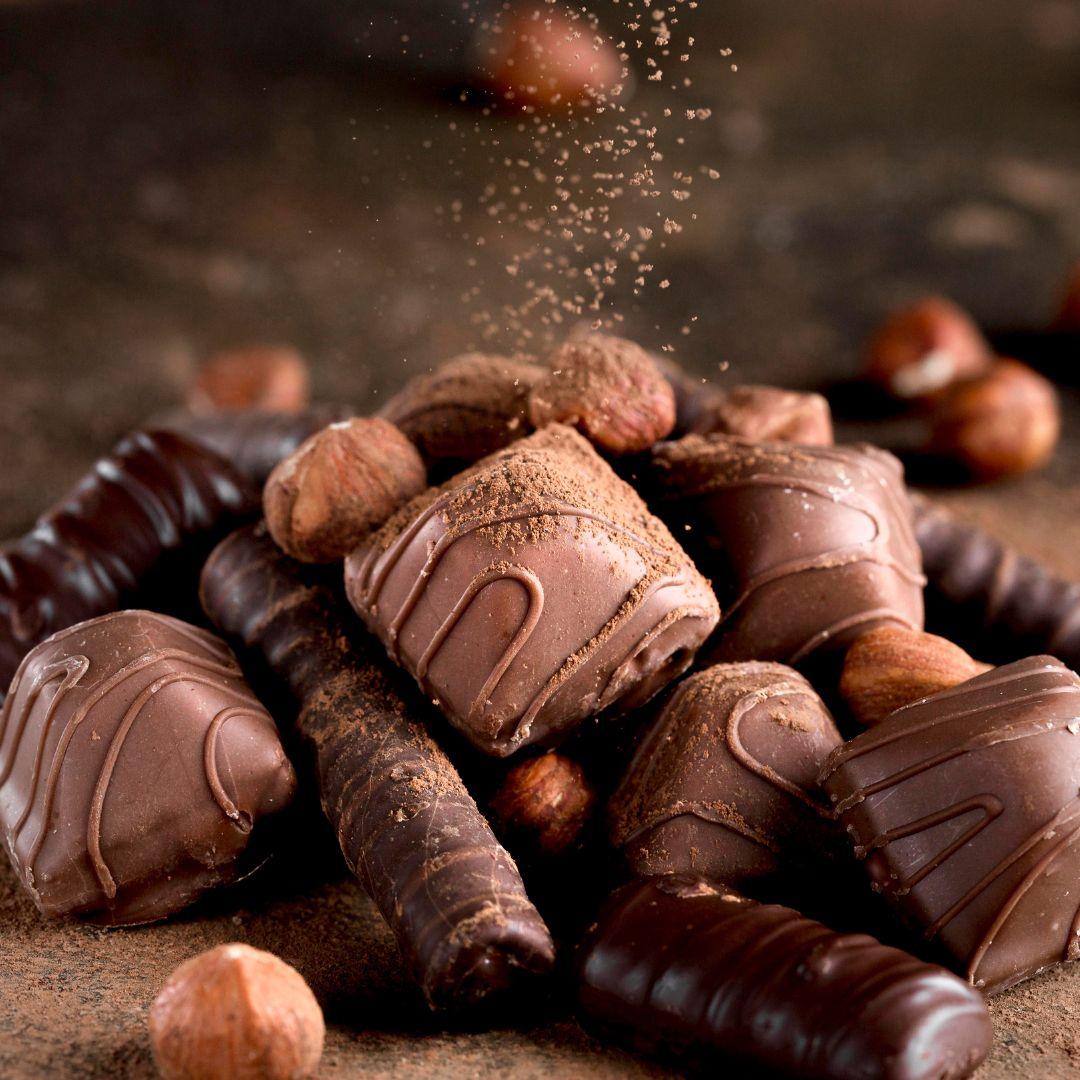 Berries Chocolate