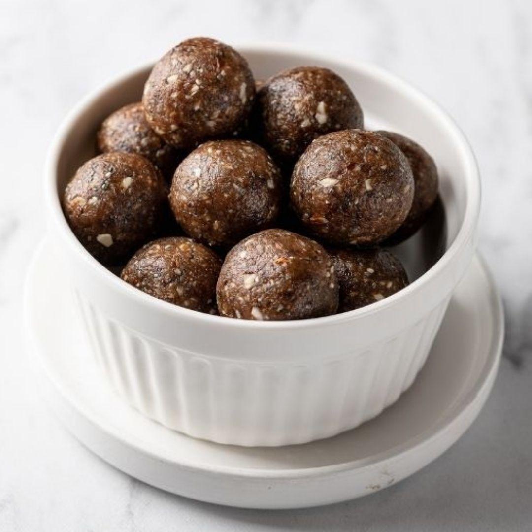 Mini Granola Bites