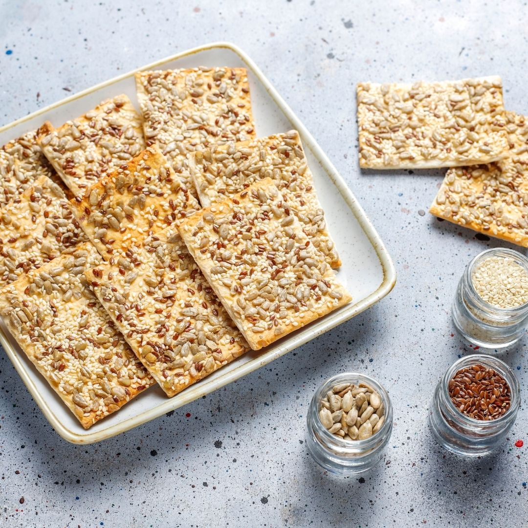 Mix Seed Crackers